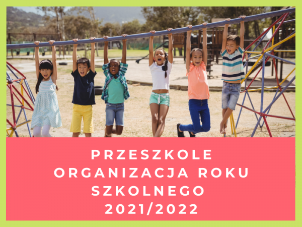 Read more about the article Komunikat – przedszkole